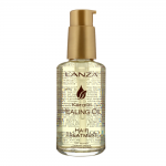 Lanza Keratin Healing Oil Hair Treatment odżywczy olejek 100 ml