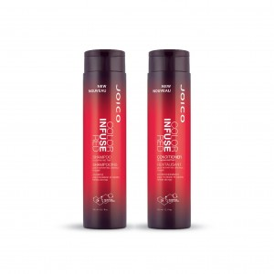 Zestaw color infuse red  2x300ml