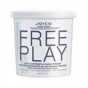 Joico Free Play Lightener Powder 454 g rozjaśniacz do 7 tonów