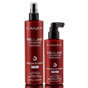 Lanza Healing ColorCare Color Attach Step 1-2